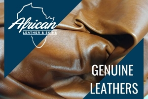 Choose Wisely – Choose Genuine Leather